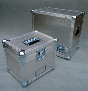 flight case aluminium